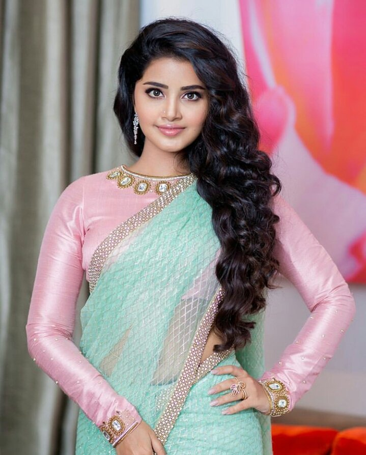 17 Best Hd Pics Of Anupama Parameswaran Dis Page Vll Entertain U